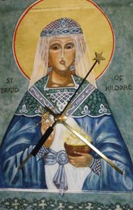 Image of St. Brigid of Kildare