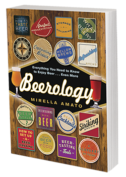 Beerology Beer Book